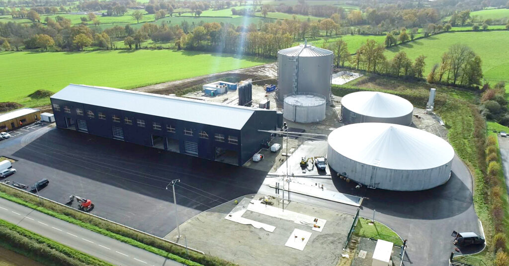 Fonroche Biogaz acquired by Total