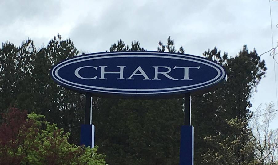 Chart Industries signs memorandum of understanding with Matrix Service
