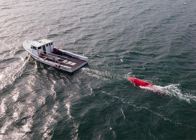 Dive Technologies AUV