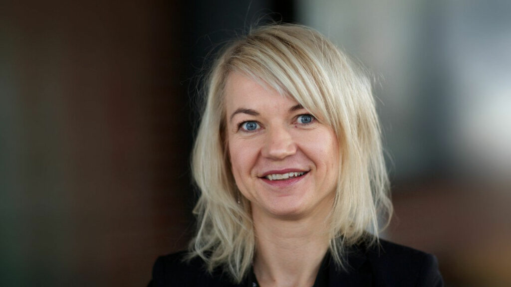 Hanne Wigum, head of the Equinor technology unit focusing on wind and solar power (Courtesy of Equinor)