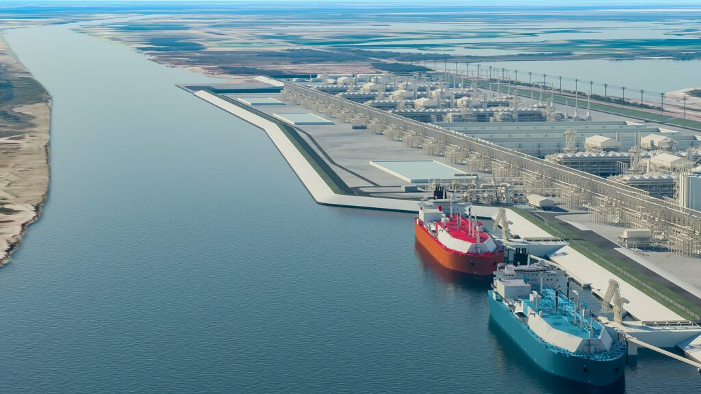 Another setback of LNG sales from US to Europe