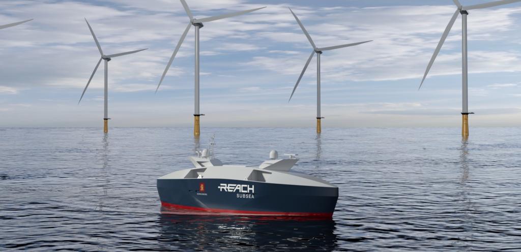 Reach Subsea USV