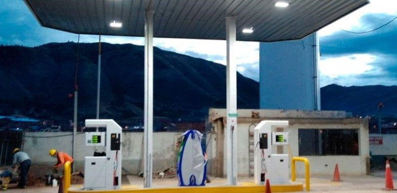 HAM builds first LNG stations in Peru