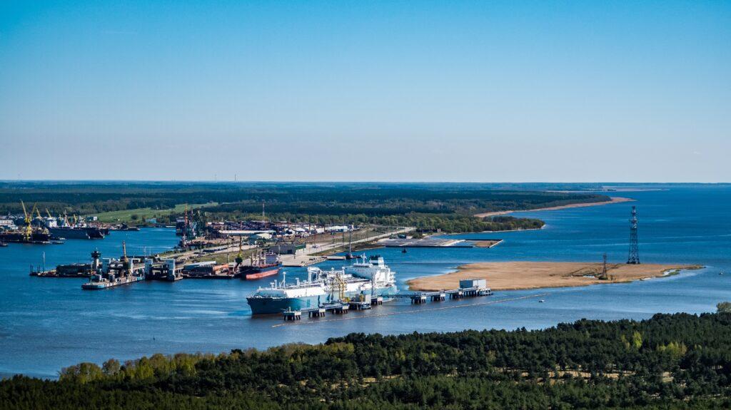 Klaipėda LNG terminal reaches new milestone