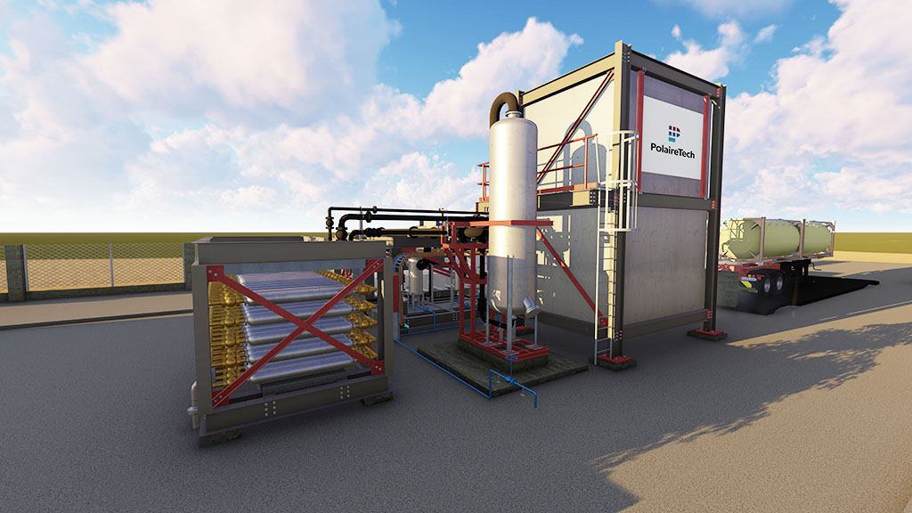 PolaireTech licenses ZR-LNG for small-scale LNG plants