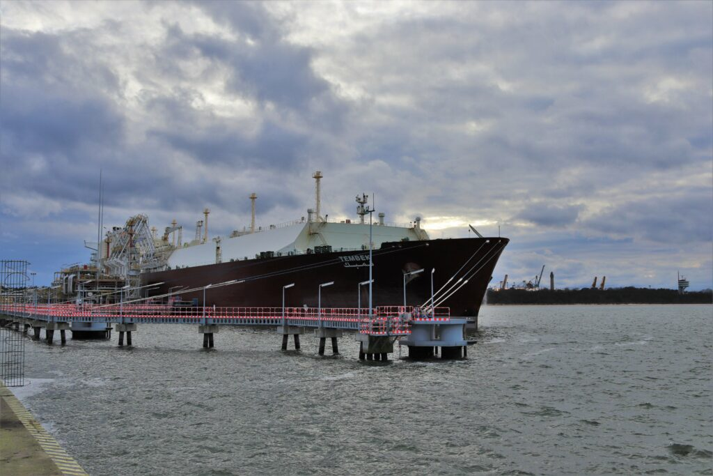 PGNiG's LNG imports climb in 2020