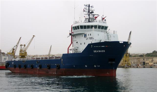 Sea Bass PSV - Solstad