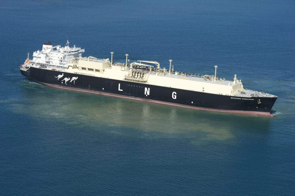 Australian LNG exports down 25 percent in 2020