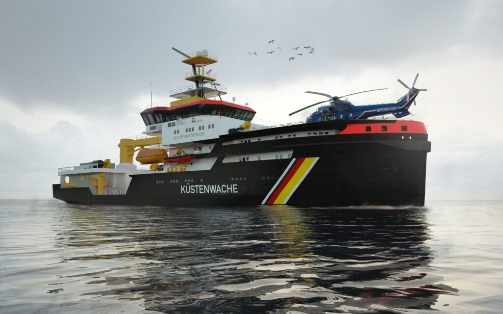 Høglund provides LNG solutions to three German vessels in hazardous roles