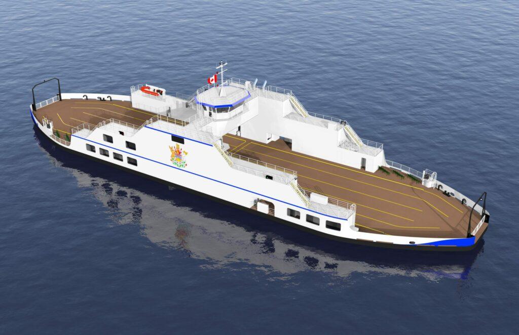 Wärtsilä's hybrid solution for a new Ro-Ro ferry