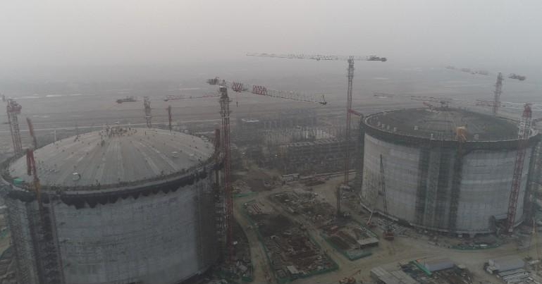 Dhamra LNG eyeing completion in July 2022