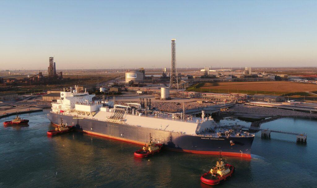 Cheniere asks to put Corpus Christi LNG train 3 in service