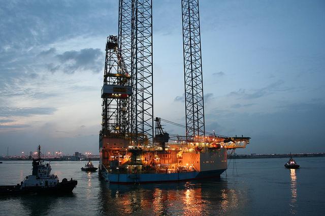 Maersk Resilient jack-up rig - Maersk Drilling