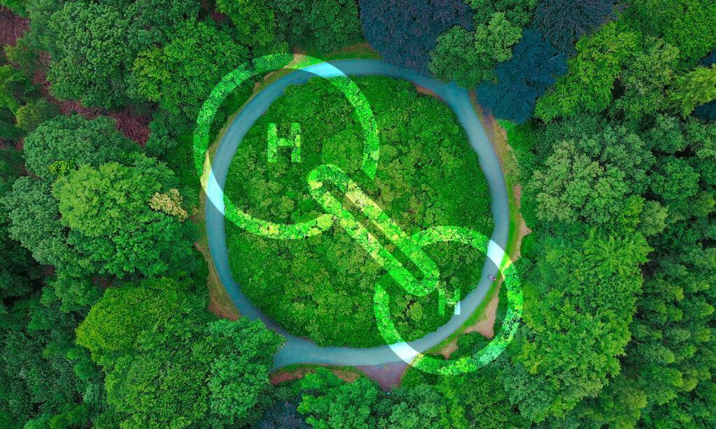 European energy players partner on green hydrogen