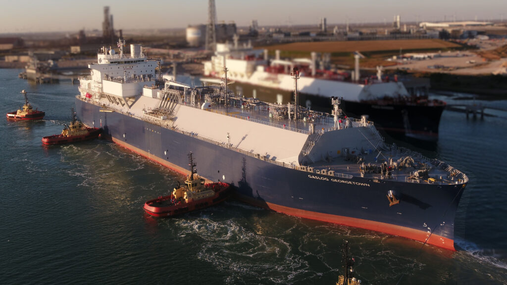 U.S. LNG exports up in December