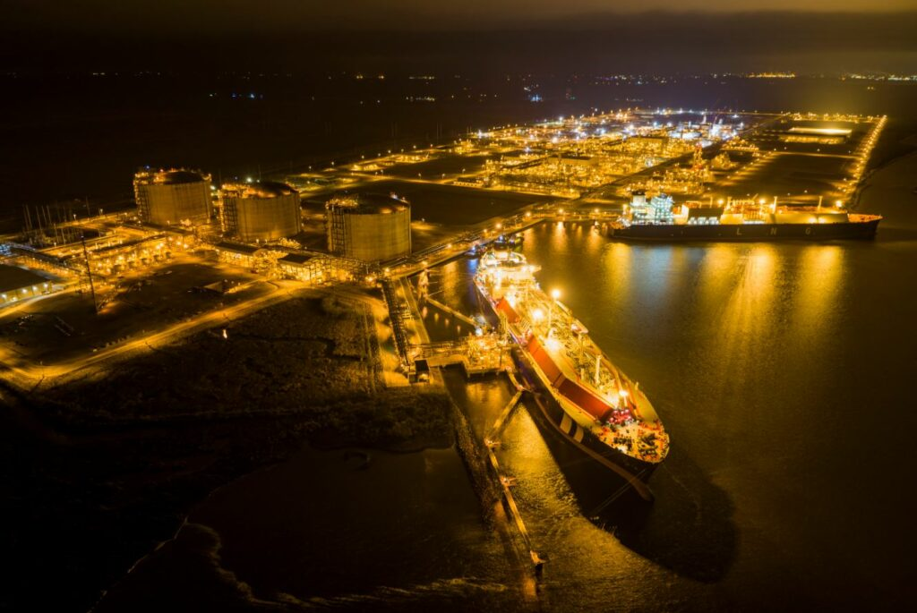 Cold snap forces Cameron LNG to declare force majeure
