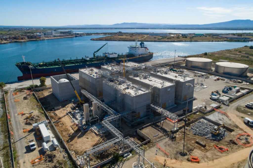 Reganosa to operate the first LNG terminal in Sardinia