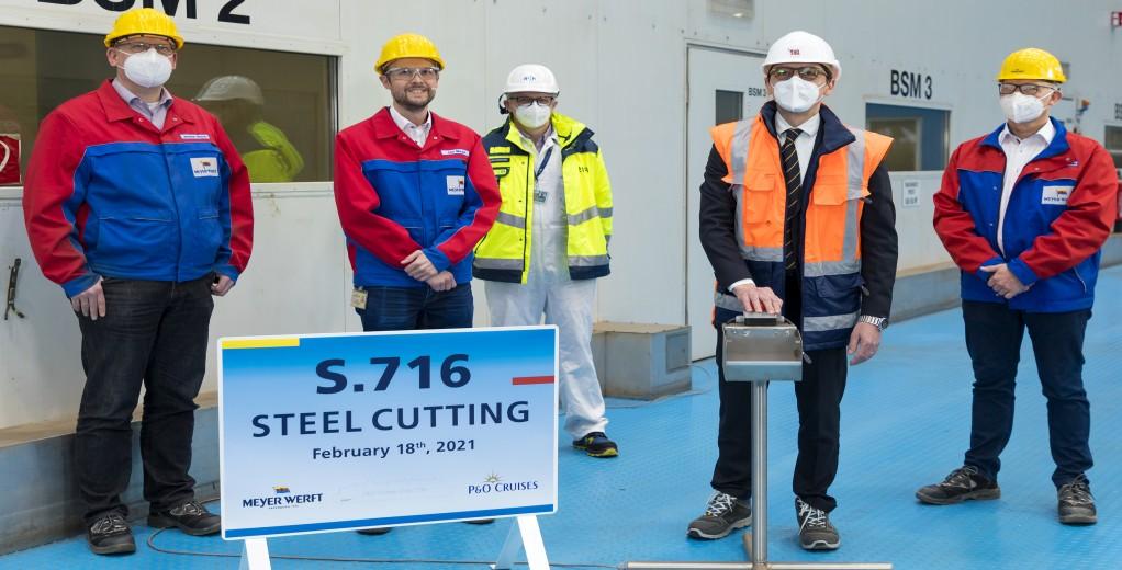 Arvia steel cutting