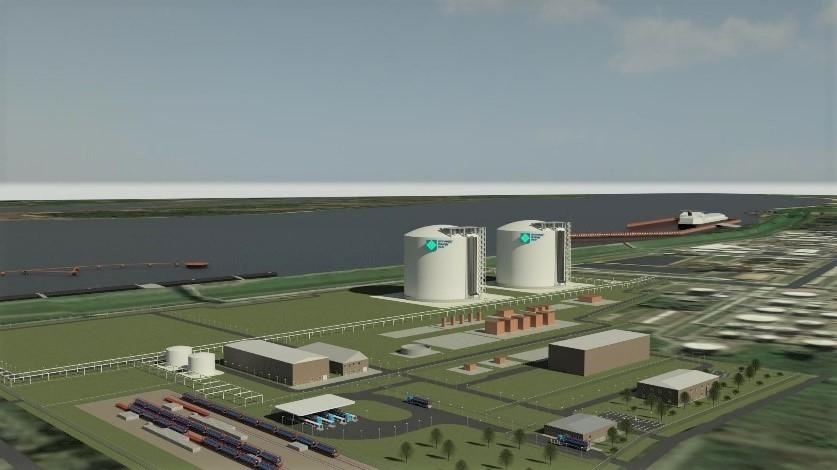HEH LNG terminal project wraps up the open season