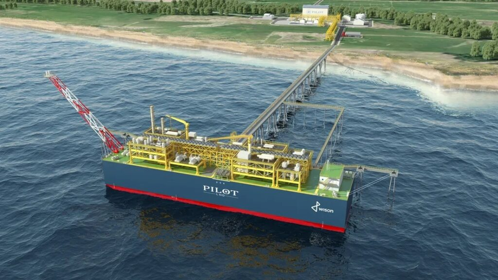 US EXIM expresses interest to fund Pilot LNG bunkering project FEED