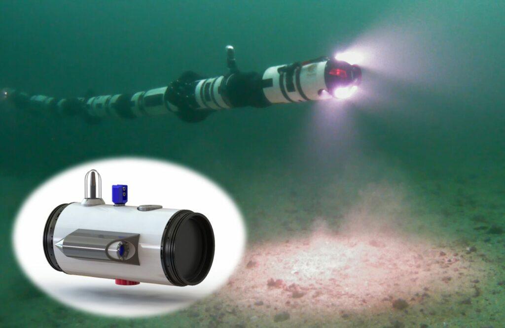 Eelume subsea robot Eely500