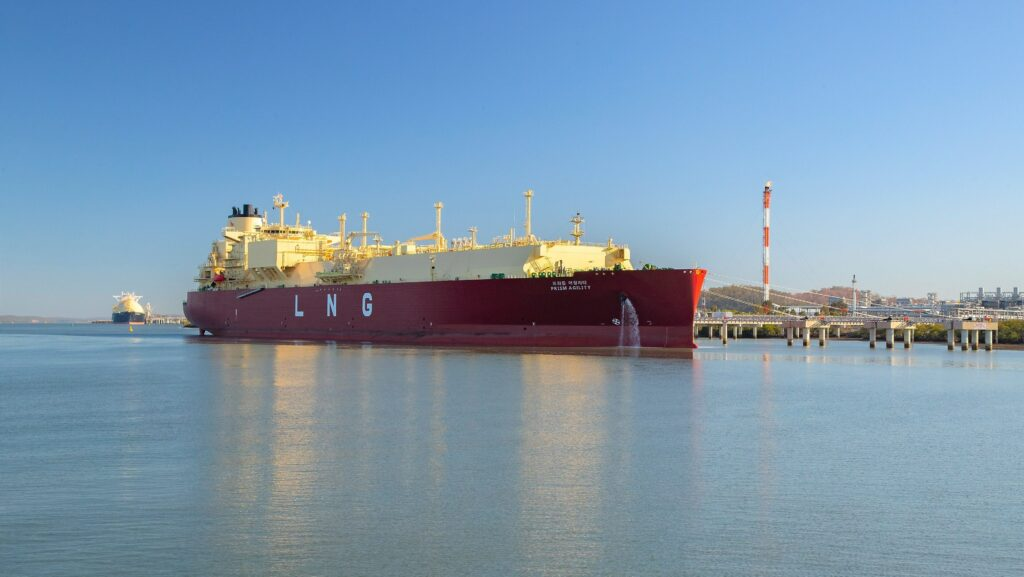 Shell: 2020 LNG demand up despite COVID effects