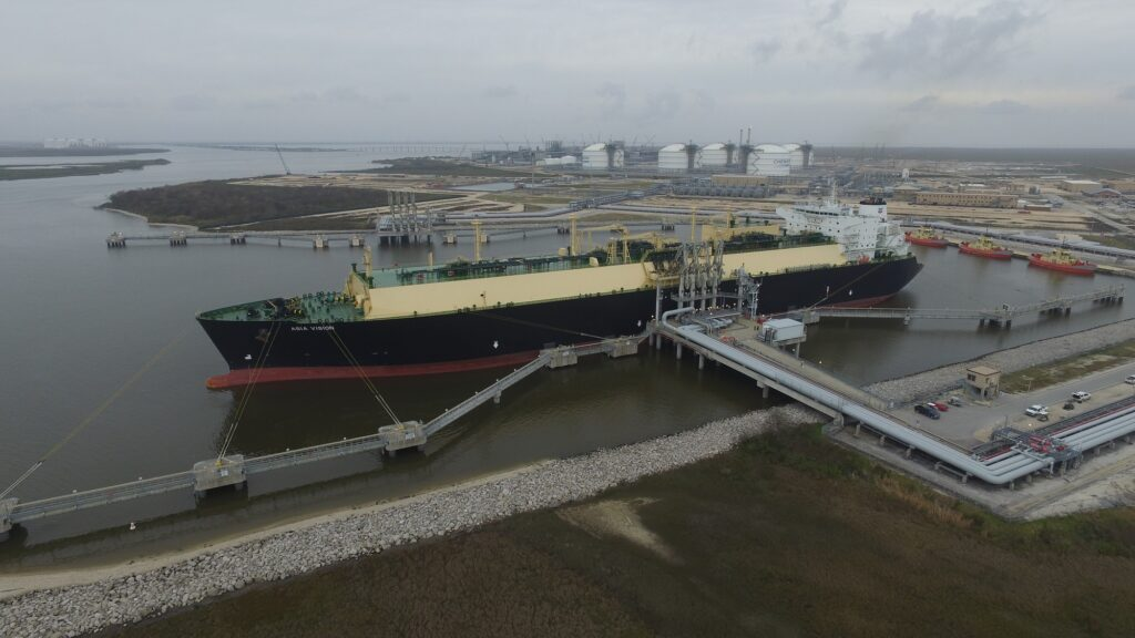 EIA: US weekly LNG exports increase