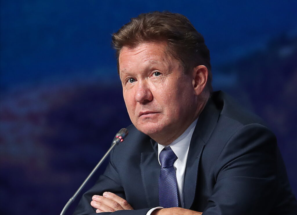 Gazprom reappoints Alexey Miller as the head of the group