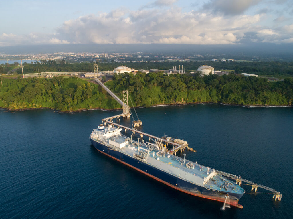 Chevron marks first gas from Alen field off Equatorial Guinea