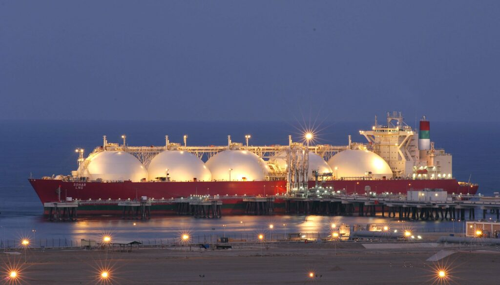 Vitol offers a Green LNG product