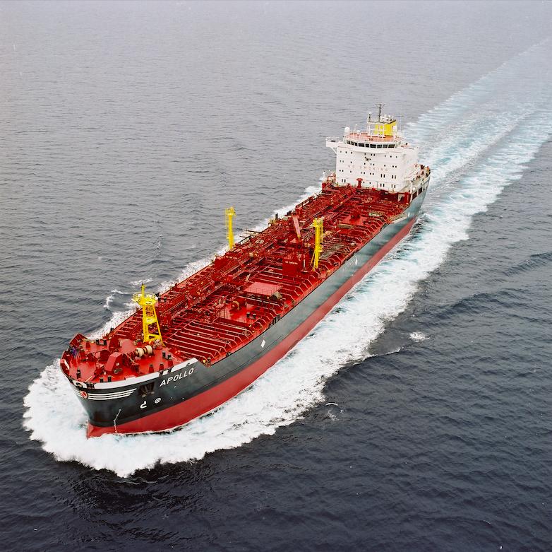 chemical tanker Ardmore Carl Büttner
