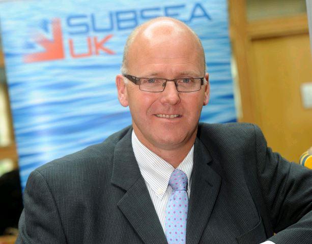 Subsea UK CEO Neil Gordon