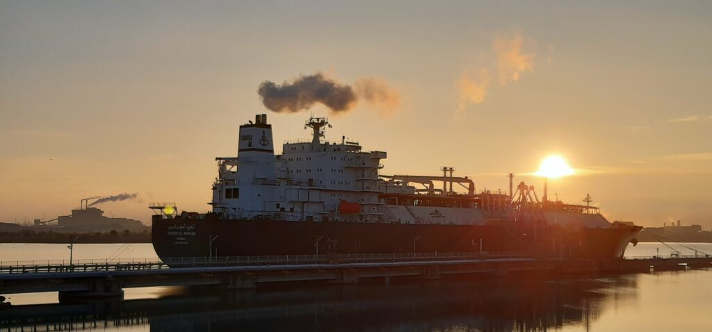 Elengy unloads its 10,000th LNG cargo