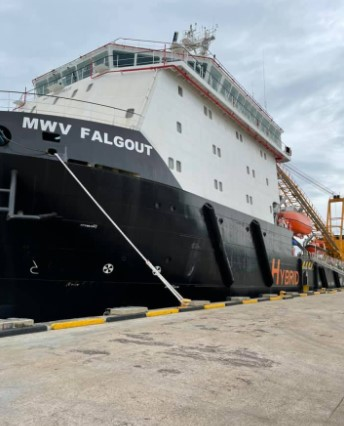 MWV Falgout; Source JISCO Marine Vroon