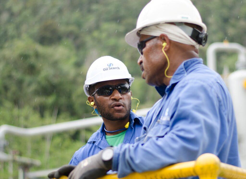 Oil Search names new CFO