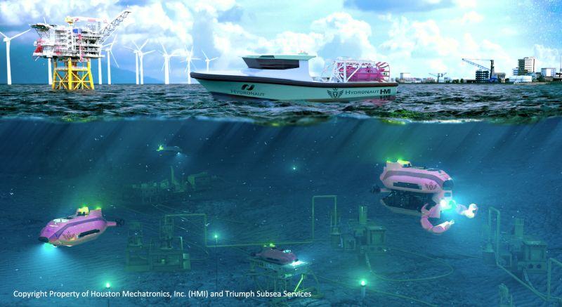 Houston Mechatronics ROV/AUV