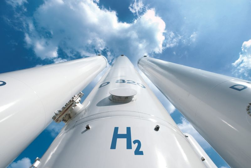 Linde to supply liquid hydrogen for Norled's ferry