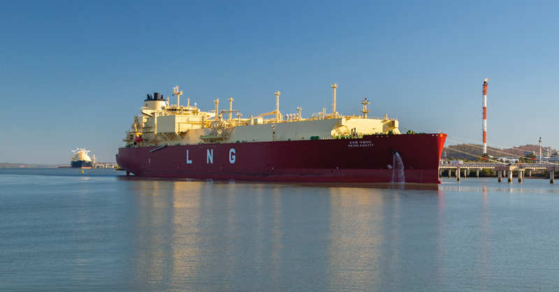 Shell, Gazprom in Europe's first carbon-neutral LNG cargo delivery