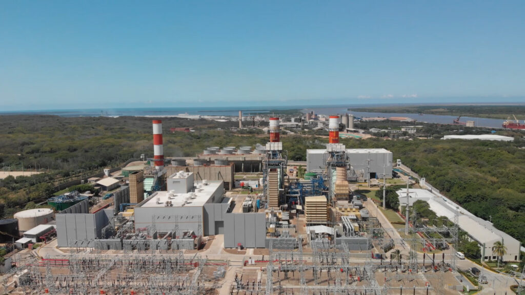 EnfraGen buys Colombian natural gas-fired power plant