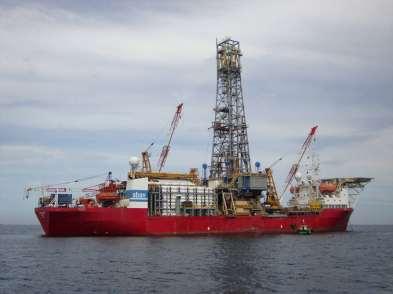 Aban Abraham drillship - Aban Offshore