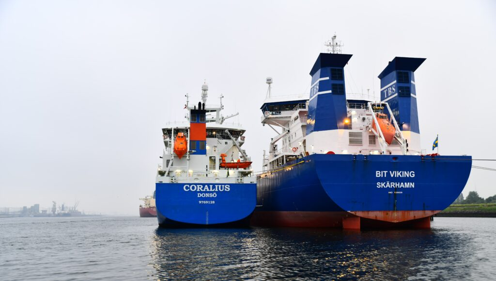 Gasum secures LNG distribution license on the French market
