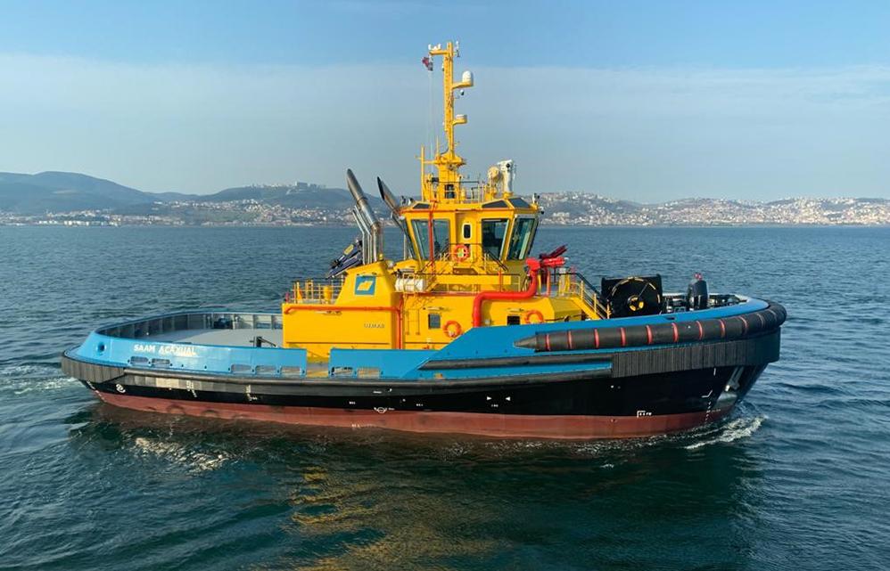 SAAM to receive two escort tugs for El Salvador