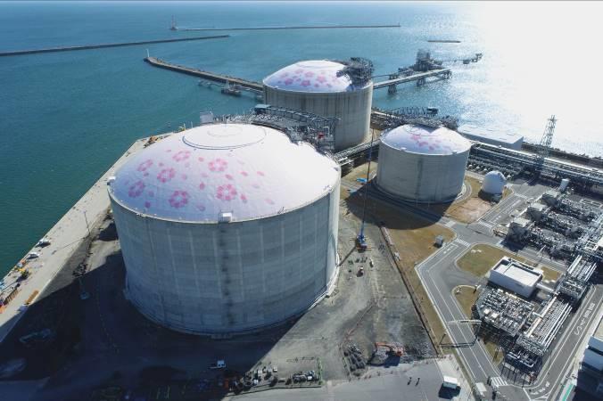 Tokyo Gas commissions Hitachi LNG tank 2