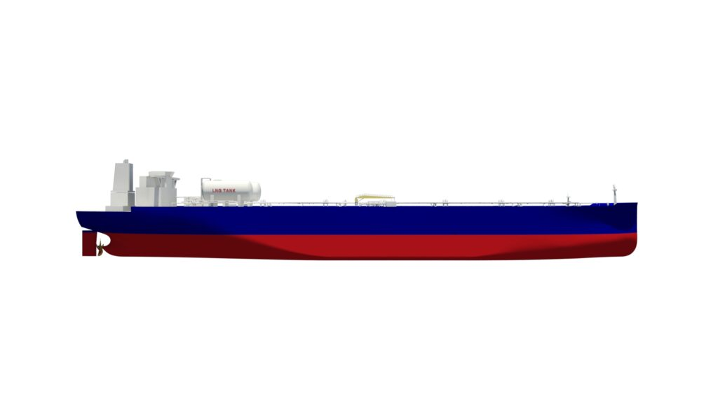 Shell charters 10 LNG-fueled VLCCs