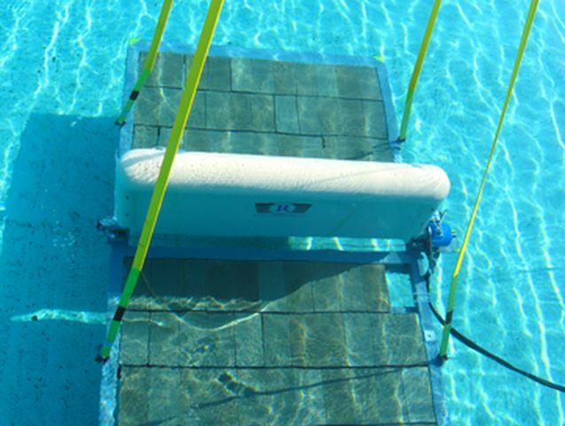Illustration/Resolute Marine's wave energy converter (Courtesy of Resolute Marine)