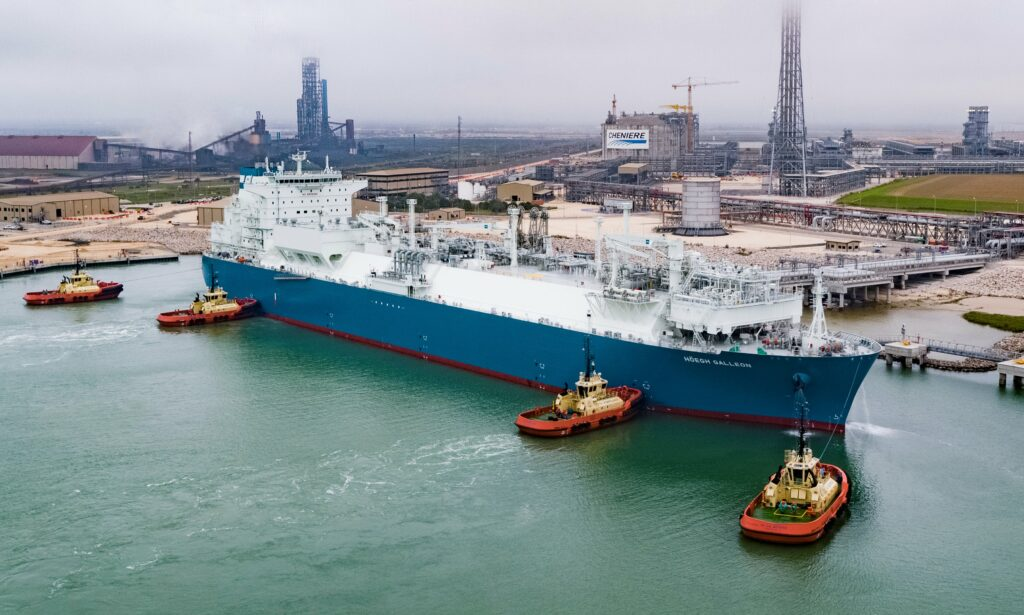 U.S. LNG exports edge up in January 2021