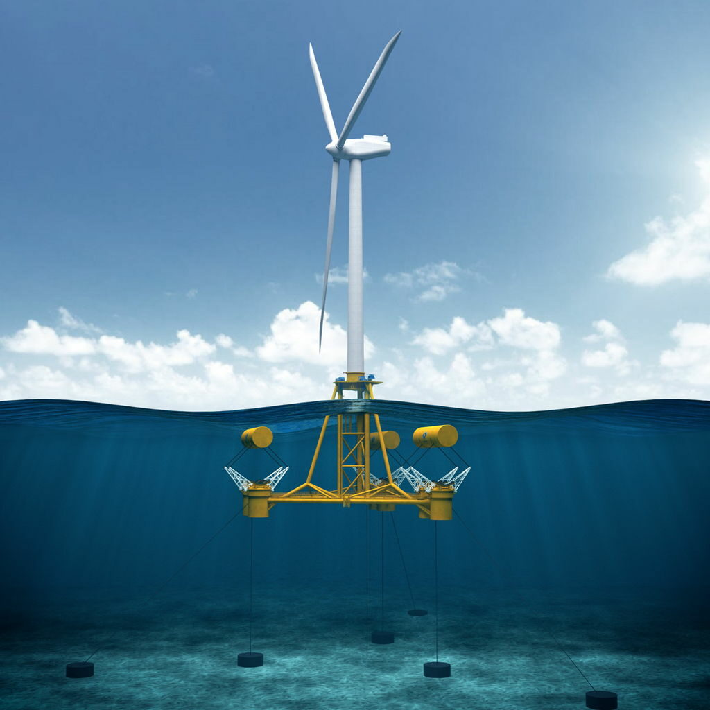 Concept for Marine Power Systems' DualSub (Courtesy of Marine Power Systems)