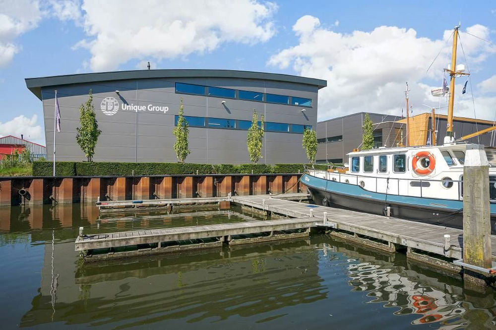 Photo of Unique Group's office and workshop facility in Werkendam, Netherlands (Courtesy of Unique Group)