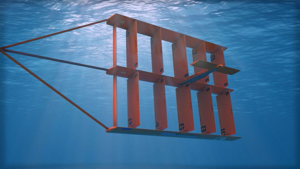 Image showing TidalKite (Courtesy of SeaQurrent)