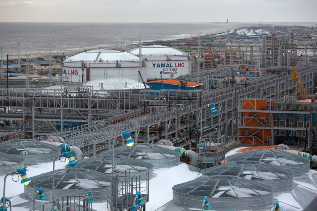 Russia: LNG action plan approved